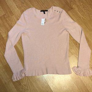 White House Black Market Sweater Large NWT
